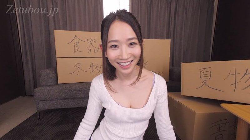 【VR】水戸かな初VR!! 姉さん女房かなさんとイチャイチャラブラブの新婚初夜VR